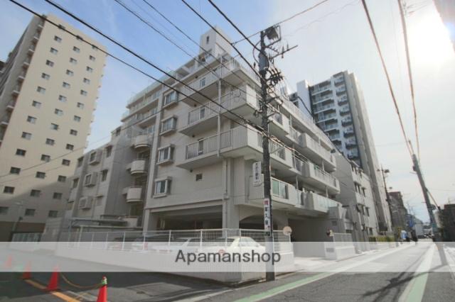 埼玉県川越市、川越駅徒歩12分の築30年 11階建の賃貸マンション
