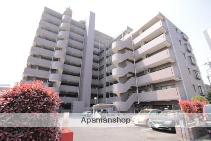 埼玉県川越市、川越駅徒歩7分の築19年 10階建の賃貸マンション