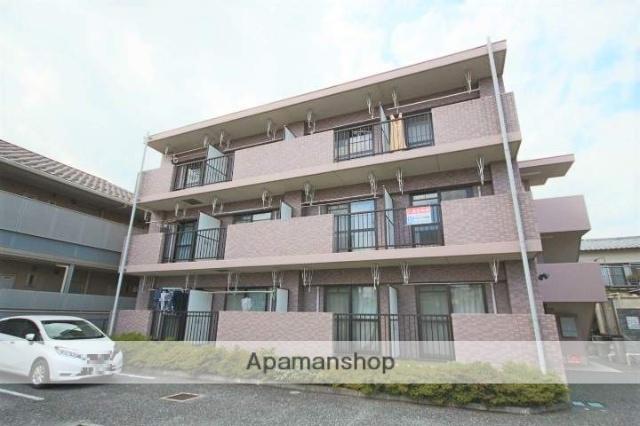 埼玉県川越市、川越駅徒歩11分の築16年 3階建の賃貸マンション