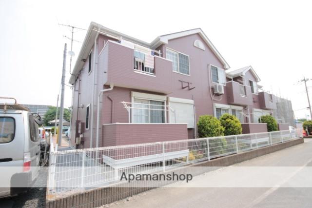 埼玉県川越市、南古谷駅徒歩12分の築15年 2階建の賃貸アパート
