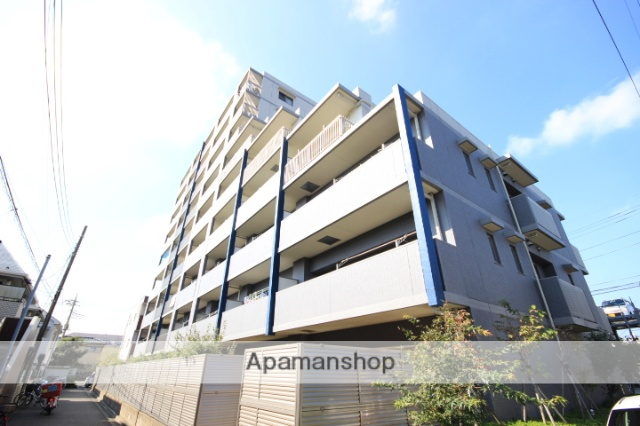 埼玉県川越市、川越駅徒歩15分の築10年 9階建の賃貸マンション