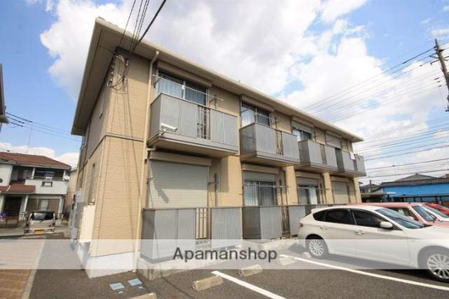 埼玉県川越市、川越駅徒歩10分の築11年 2階建の賃貸アパート
