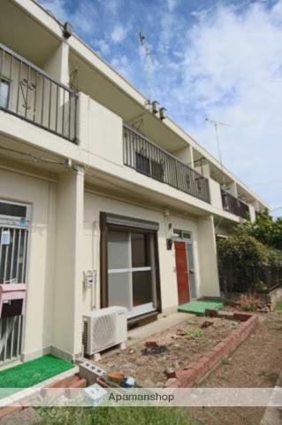 埼玉県川越市、川越駅徒歩20分の築39年 2階建の賃貸テラスハウス