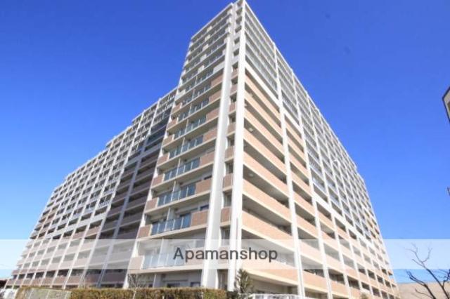 埼玉県川越市、南古谷駅徒歩11分の築10年 15階建の賃貸マンション
