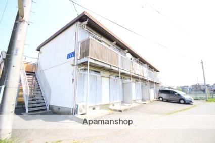 埼玉県川越市、川越駅徒歩21分の築27年 2階建の賃貸アパート