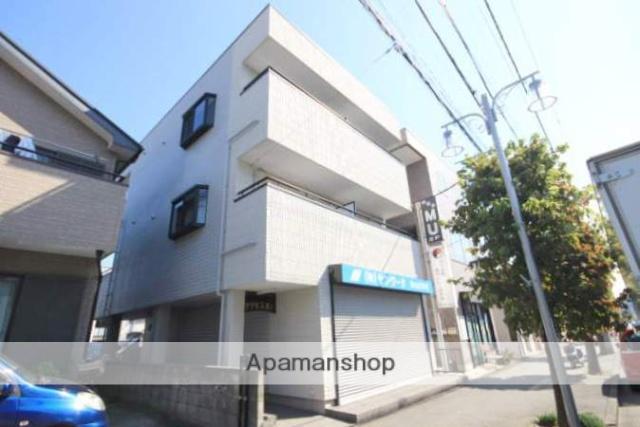 埼玉県川越市、南大塚駅徒歩4分の築16年 3階建の賃貸マンション