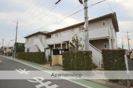 埼玉県川越市、南古谷駅徒歩7分の築24年 2階建の賃貸アパート