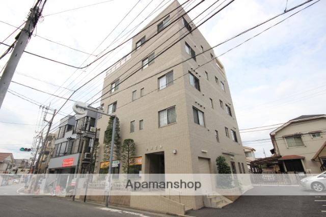 埼玉県川越市、川越駅徒歩14分の築7年 5階建の賃貸マンション