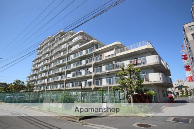 埼玉県川越市、新河岸駅徒歩29分の築36年 10階建の賃貸マンション