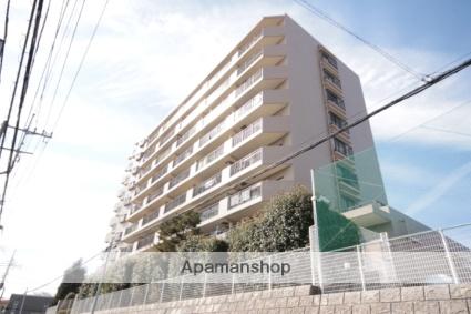埼玉県川越市、川越駅徒歩19分の築22年 10階建の賃貸マンション