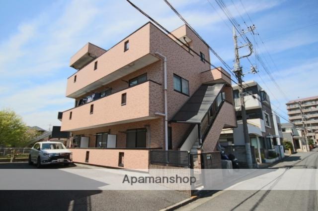 埼玉県川越市、南大塚駅徒歩5分の築15年 3階建の賃貸アパート