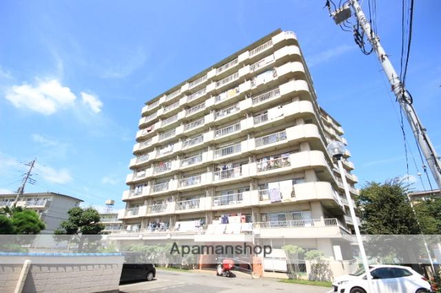 埼玉県川越市、川越駅徒歩22分の築37年 10階建の賃貸マンション