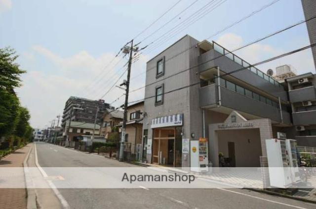 埼玉県川越市、川越駅徒歩10分の築27年 4階建の賃貸マンション