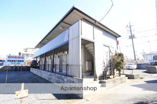埼玉県川越市、南大塚駅徒歩5分の築16年 2階建の賃貸アパート