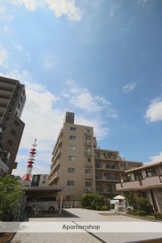 埼玉県川越市、川越駅徒歩12分の築31年 7階建の賃貸マンション