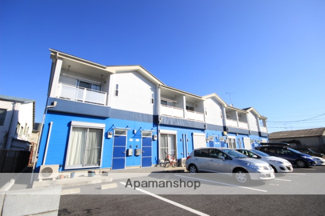 埼玉県川越市、川越駅徒歩14分の築5年 2階建の賃貸テラスハウス