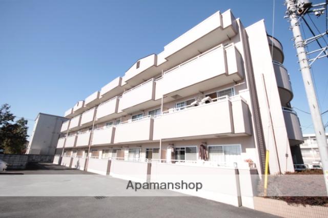 埼玉県川越市、南古谷駅徒歩5分の築20年 3階建の賃貸マンション