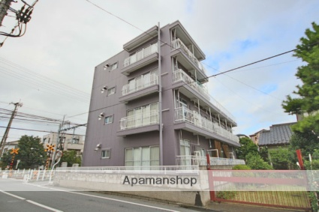 埼玉県川越市、川越駅徒歩9分の築31年 4階建の賃貸マンション