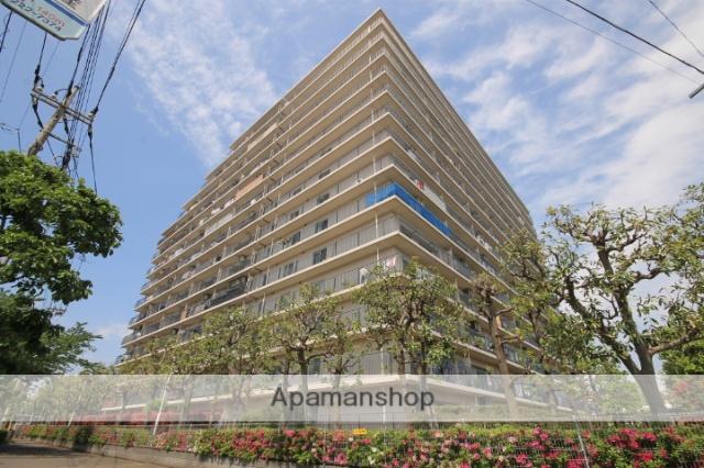 埼玉県川越市、川越駅徒歩11分の築37年 14階建の賃貸マンション