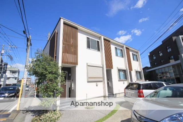 埼玉県川越市、川越駅徒歩18分の築7年 2階建の賃貸テラスハウス