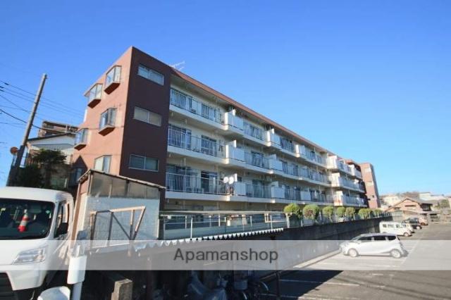 埼玉県川越市、新河岸駅徒歩22分の築36年 4階建の賃貸マンション