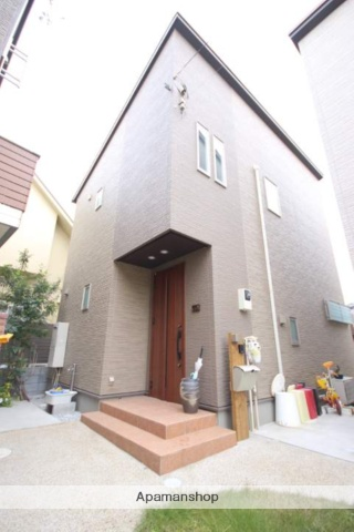埼玉県川越市、川越駅徒歩15分の新築 2階建の賃貸一戸建て