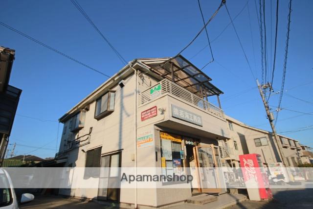 埼玉県川越市、南古谷駅徒歩10分の築34年 2階建の賃貸アパート
