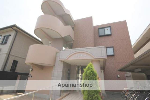 埼玉県川越市、川越駅徒歩16分の築11年 3階建の賃貸マンション
