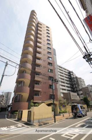 埼玉県川越市、川越駅徒歩17分の築18年 15階建の賃貸マンション