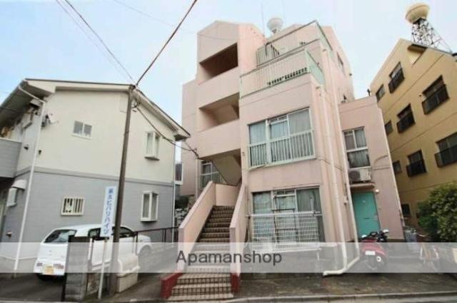埼玉県川越市、川越駅徒歩17分の築30年 4階建の賃貸マンション