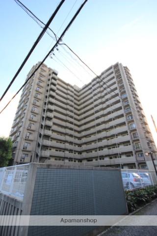 埼玉県川越市、川越駅徒歩11分の築23年 14階建の賃貸マンション