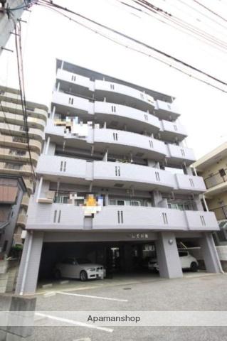 埼玉県川越市、川越駅徒歩17分の築20年 6階建の賃貸マンション
