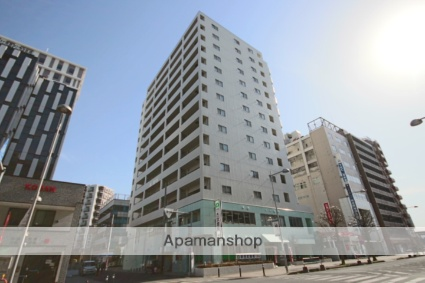 埼玉県川越市、川越駅徒歩5分の築12年 14階建の賃貸マンション