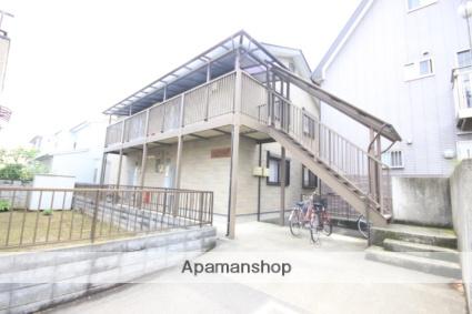 埼玉県川越市、川越駅徒歩15分の築14年 2階建の賃貸アパート