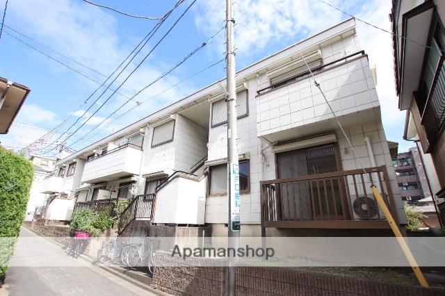 埼玉県川越市、川越駅徒歩25分の築26年 2階建の賃貸アパート