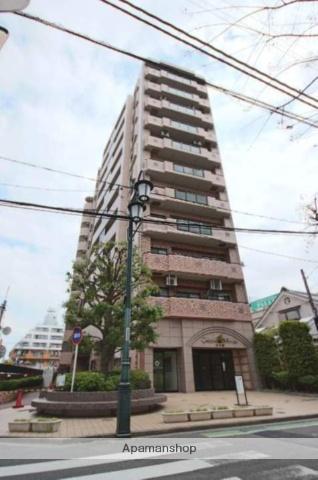 埼玉県川越市、川越駅徒歩14分の築13年 11階建の賃貸マンション
