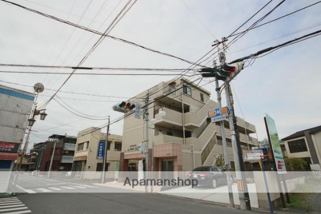 埼玉県川越市、川越駅徒歩16分の築9年 4階建の賃貸マンション