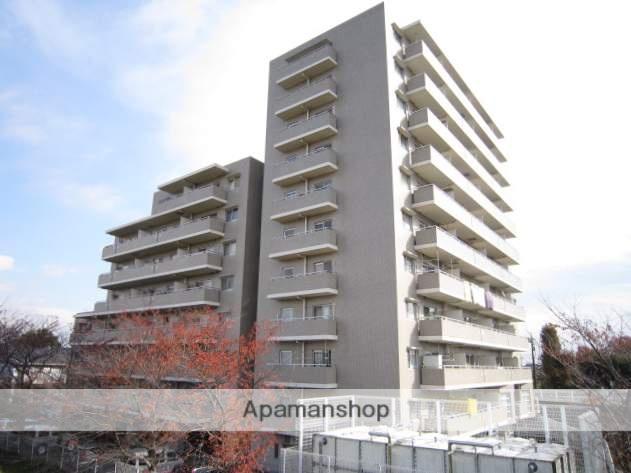 埼玉県川越市、西川越駅徒歩7分の築23年 11階建の賃貸マンション