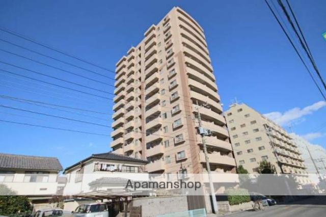 埼玉県川越市、川越駅徒歩5分の築13年 15階建の賃貸マンション