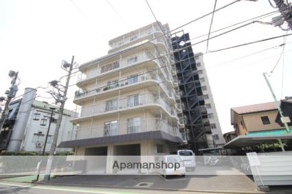 埼玉県川越市、川越駅徒歩19分の築38年 11階建の賃貸マンション