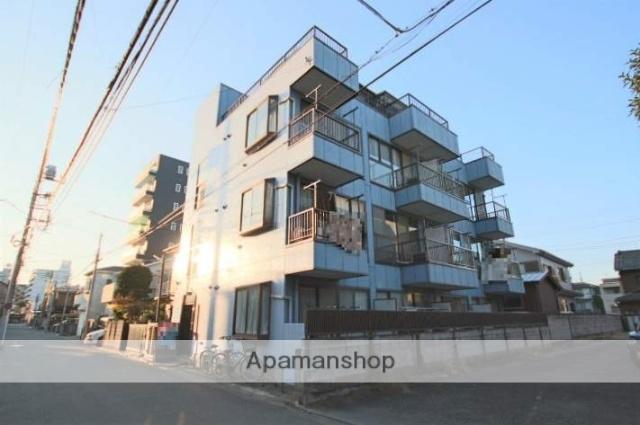 埼玉県川越市、川越駅徒歩24分の築22年 3階建の賃貸マンション