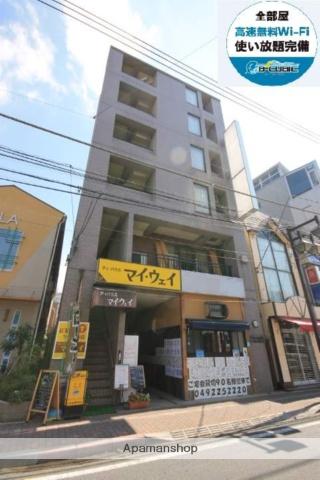 埼玉県川越市、川越駅徒歩14分の築20年 7階建の賃貸マンション