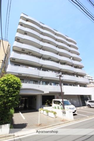 埼玉県川越市、川越駅徒歩18分の築25年 9階建の賃貸マンション