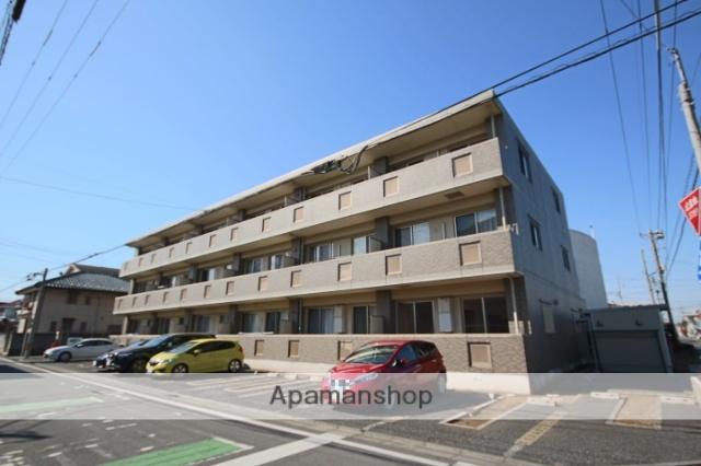 埼玉県川越市、川越駅徒歩20分の築9年 3階建の賃貸マンション