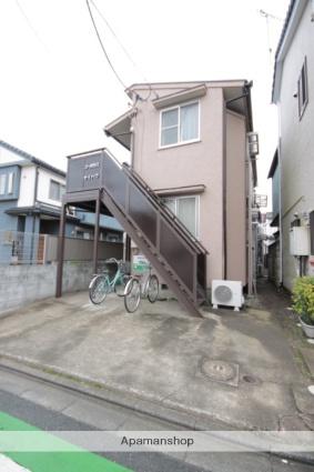 埼玉県川越市、川越駅徒歩26分の築28年 2階建の賃貸アパート