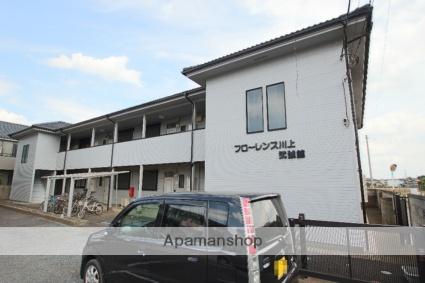 埼玉県川越市、新河岸駅徒歩7分の築18年 2階建の賃貸アパート