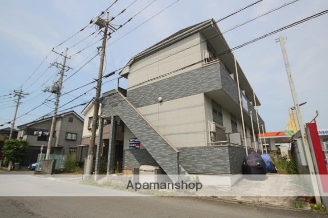 埼玉県川越市、南大塚駅徒歩6分の築10年 2階建の賃貸アパート