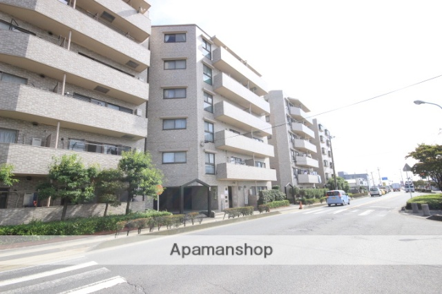 埼玉県川越市、南古谷駅徒歩27分の築27年 6階建の賃貸マンション