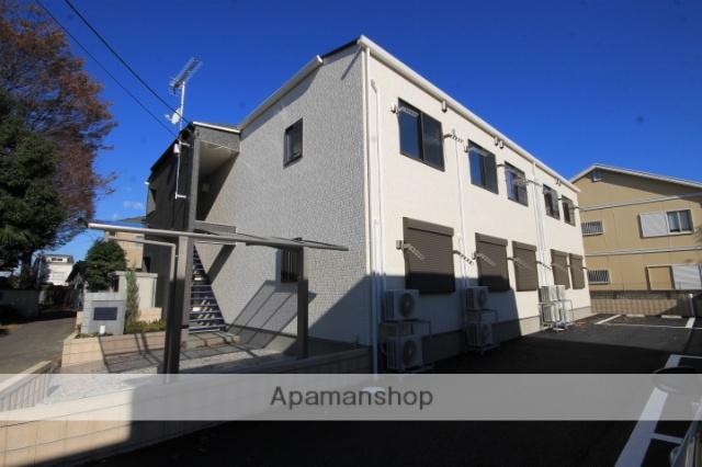 埼玉県川越市、川越駅徒歩18分の新築 2階建の賃貸アパート