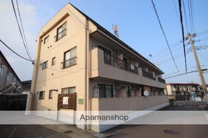 埼玉県川越市、的場駅徒歩17分の築29年 3階建の賃貸マンション
